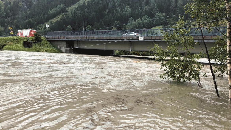 Hochwasserbereitschaft